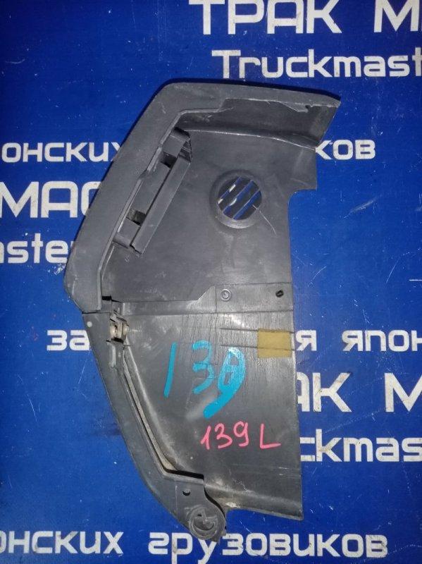 Пластик панели кабины Isuzu Elf NPR66L 4HF1 1993 передний левый