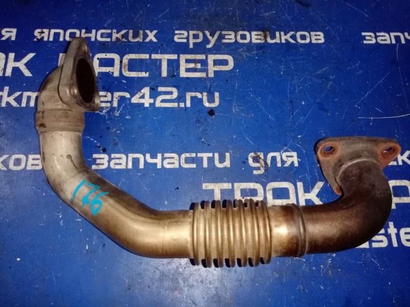 Трубка egr Nissan Diesel MK25A FE6 2004