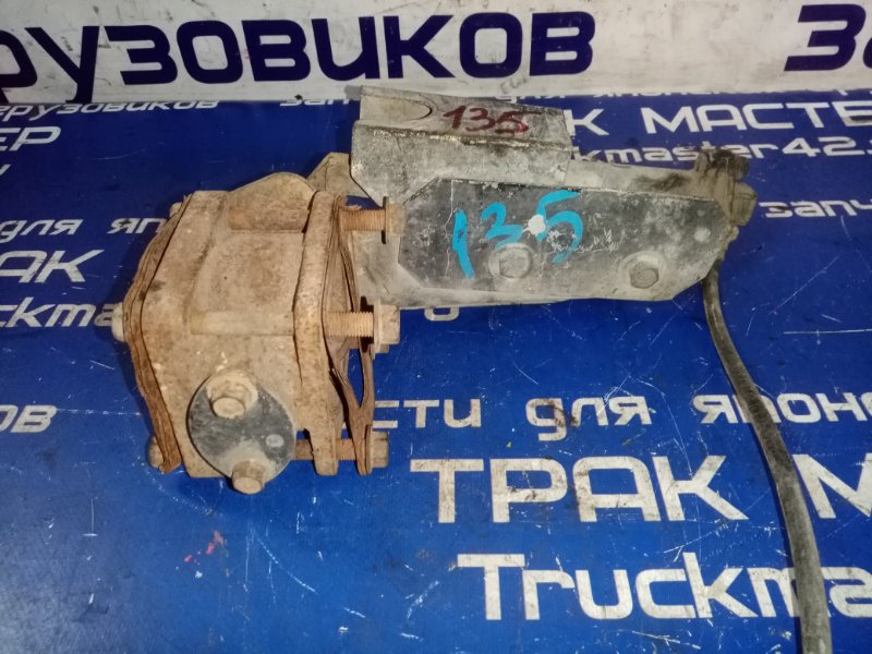Горный тормоз. ретардер Nissan Diesel MK210G FE6 1998