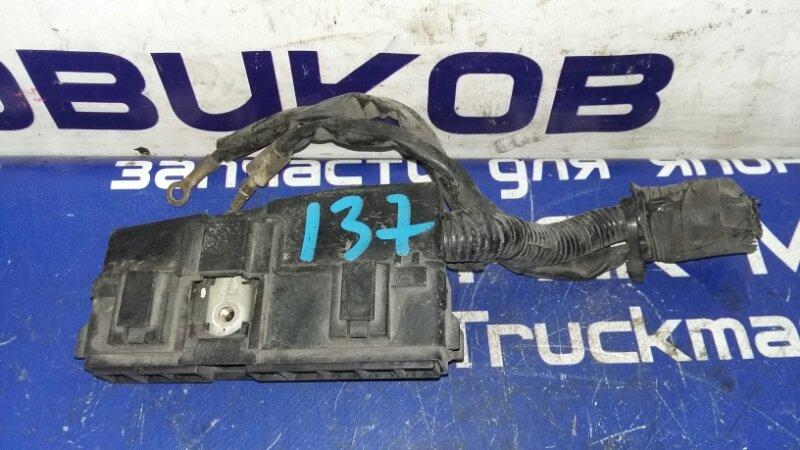 Блок реле Mazda Titan WH63G 4HG1 2003