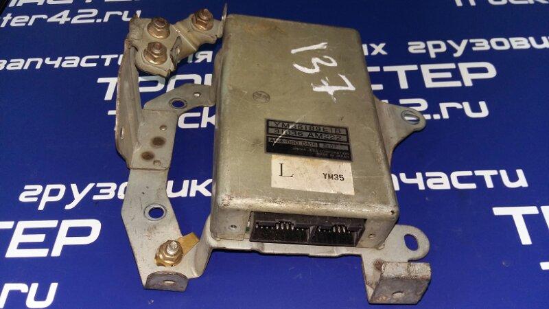 Блок управления акпп Mazda Titan WH63G 4HG1 2003