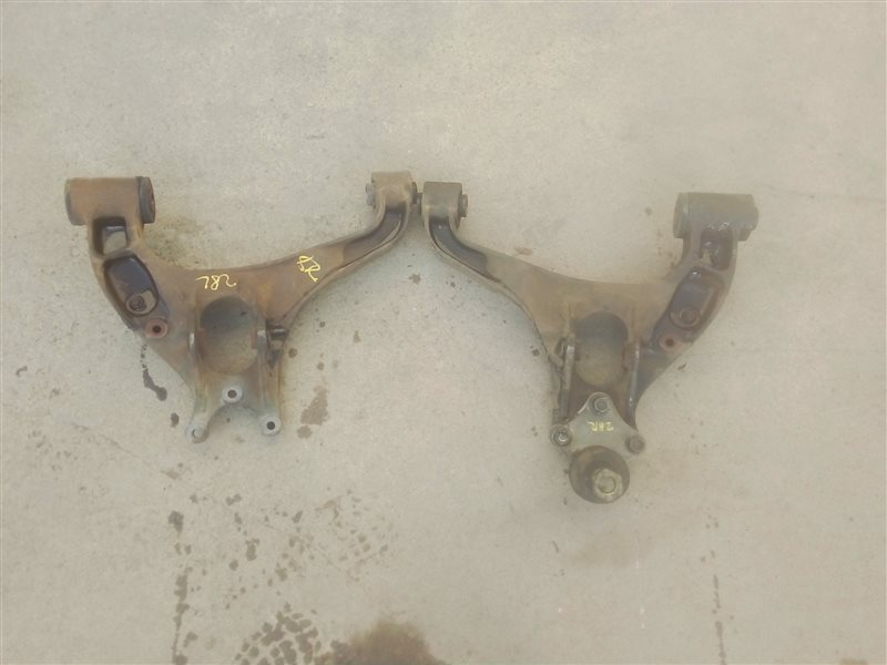 Рычаг подвески Mazda Titan WH65T 4HG1 2002 нижний