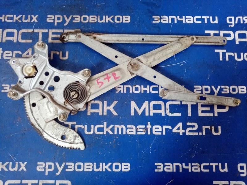 Механизм стеклоподъемника Toyota Dyna BU102 15B 1996 передний правый