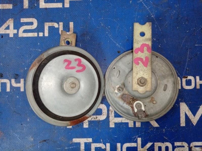 Сигнал звуковой Mazda Titan WH35T 4HF1 2001