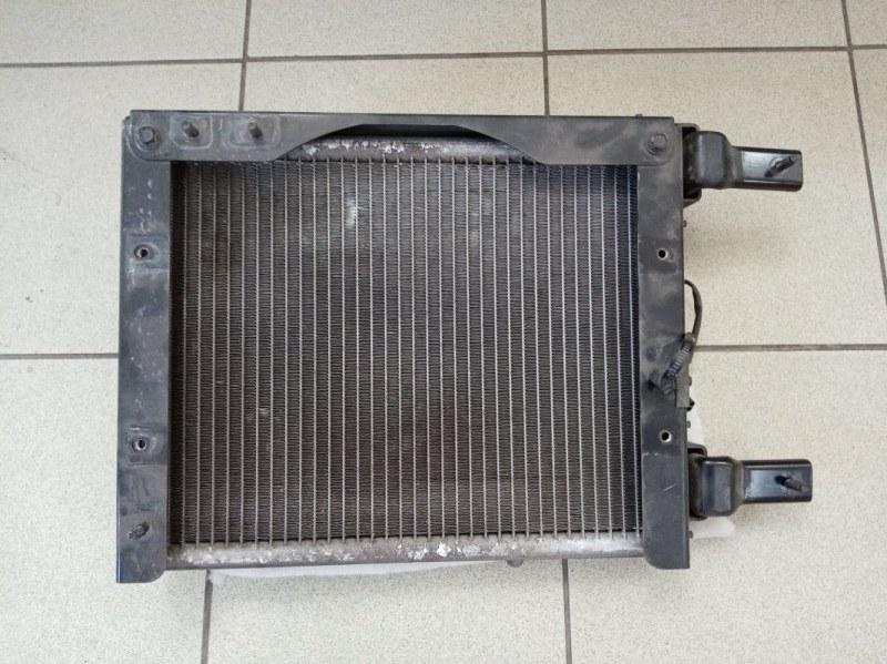 Радиатор кондиционера (испаритель) Nissan Diesel MK35C J05D 2007
