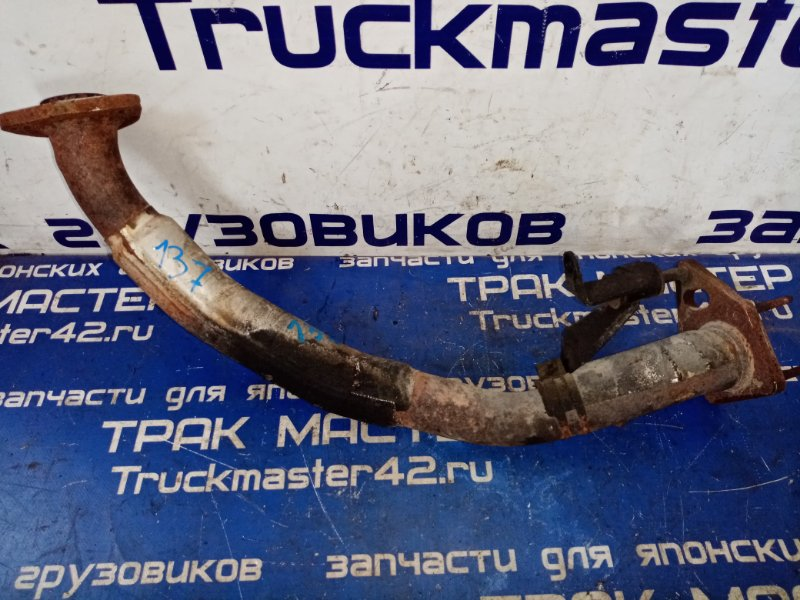 Труба глушителя Mazda Titan WH63G 4HG1 2003