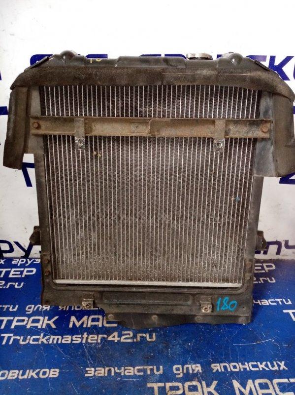 Радиатор охлаждения двигателя Isuzu Elf NKR71L 4HG1 2000