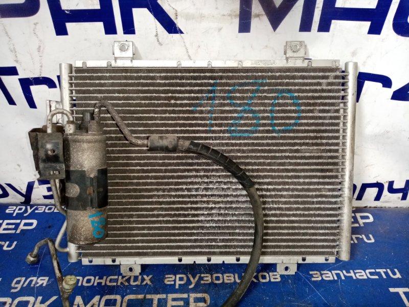 Радиатор кондиционера Isuzu Elf NKR71 4HG1 2000