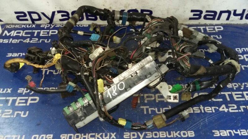 Коса (электропроводка) Isuzu Elf NKR71L 4HG1 2000