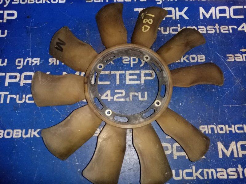 Крыльчатка вентилятора Isuzu Elf NKR71 4HG1 2000
