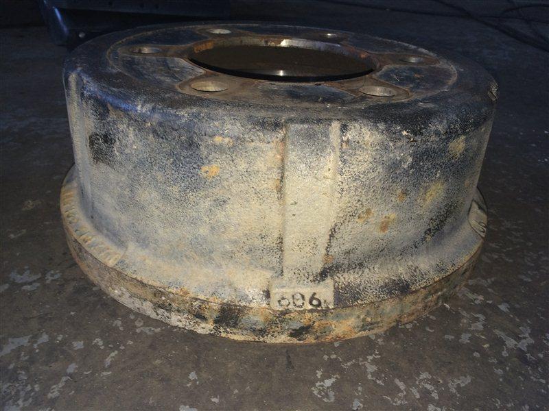 Барабан тормозной Isuzu Elf NPR81 4HL1 2005 задний