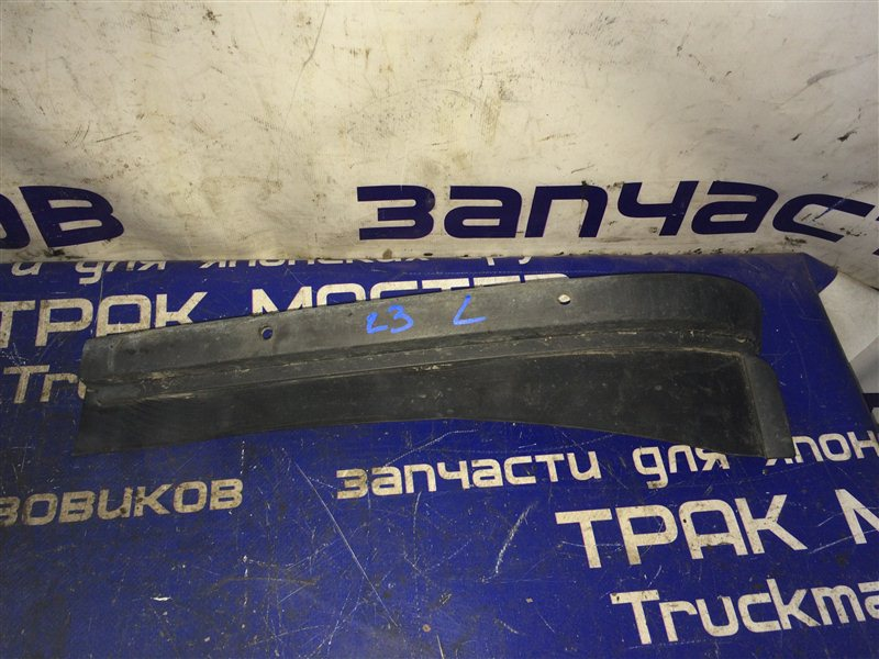 Молдинг под фару Mazda Titan WH35T 4HF1 2001 передний левый