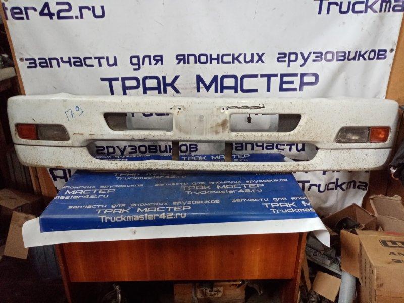 Бампер Isuzu Forward FRR34L 6HK1 2006