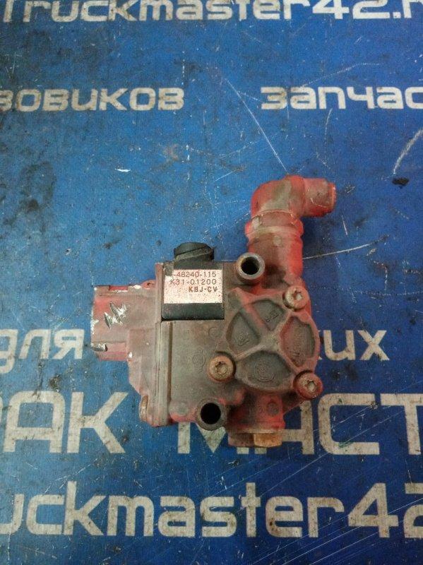 Распределительный клапан abs Isuzu Giga CYJ77 6UZ1 2008