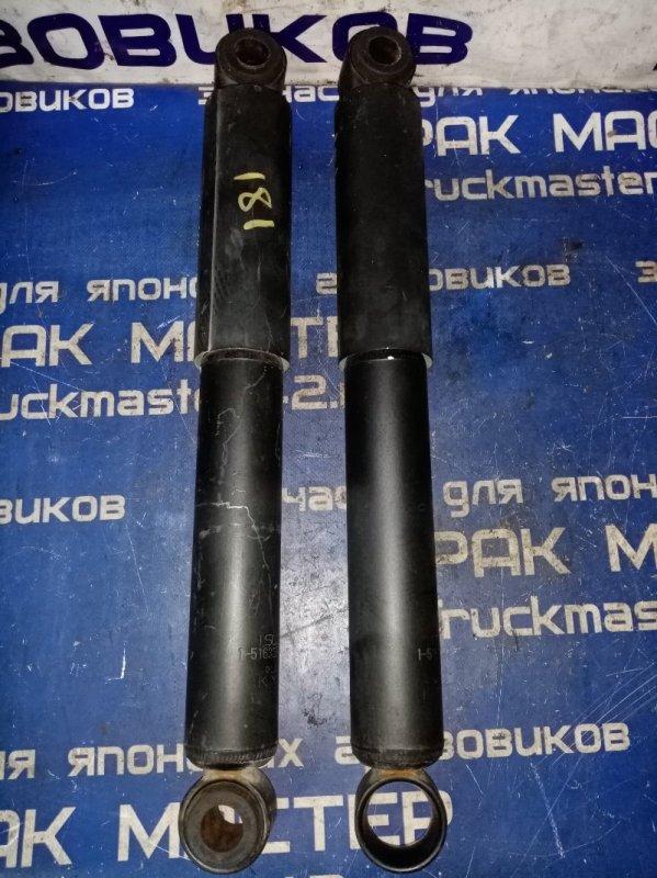 Амортизатор Isuzu Giga CYJ77 6UZ1 2008 передний