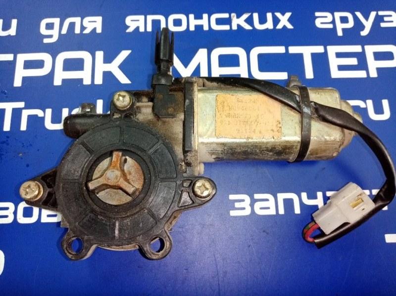 Мотор стеклоподъемника Mitsubishi Canter FE53EB 4M51 1999 передний правый