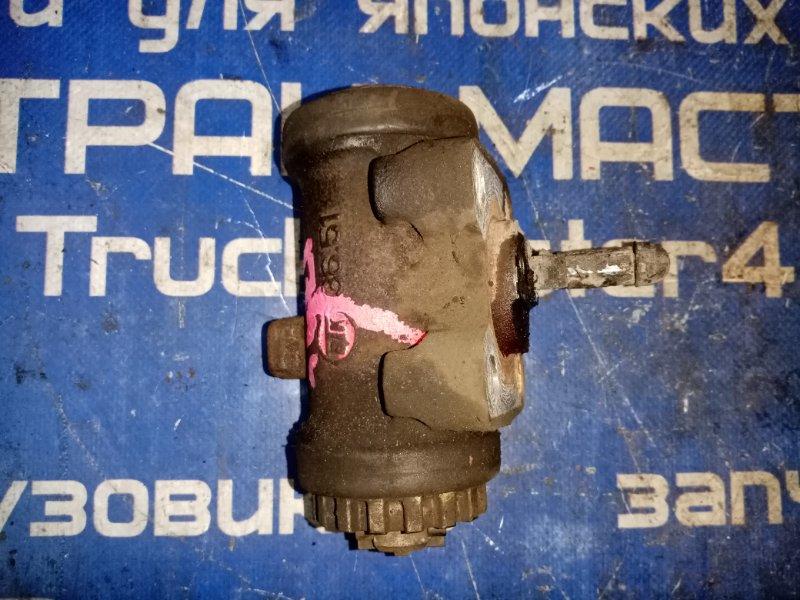 Рабочий тормозной цилиндр Nissan Diesel MK35C J05D 2007 задний левый