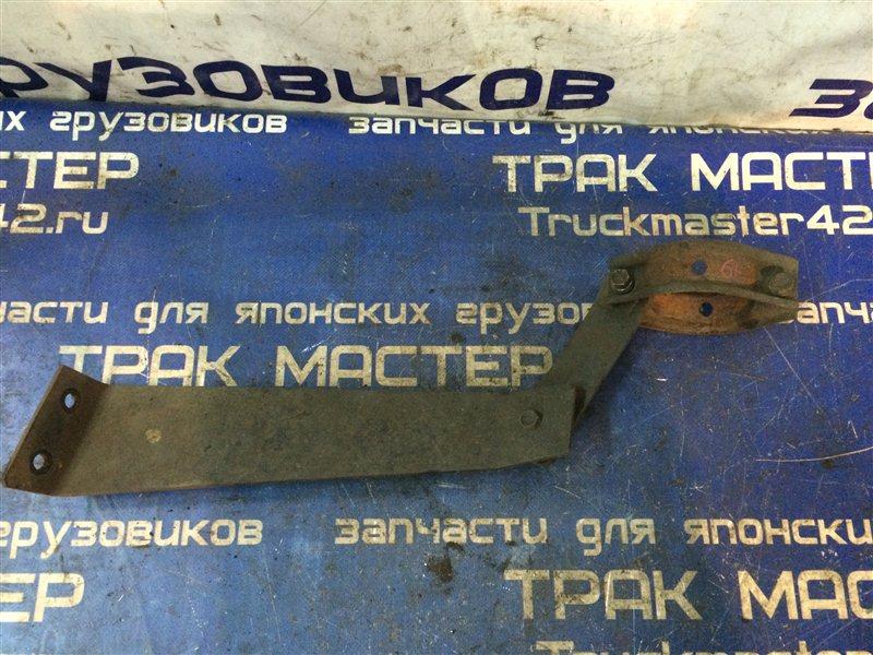 Хомут глушителя Isuzu Forward FRR34L 6HK1 2006