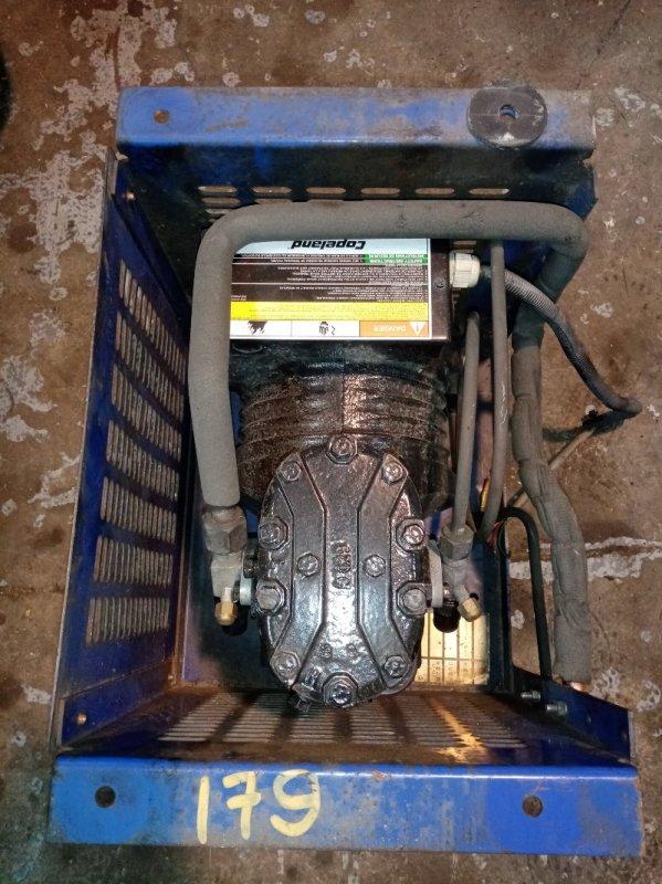 Рефкомпрессор Isuzu Forward FRR34L 6HK1 2006