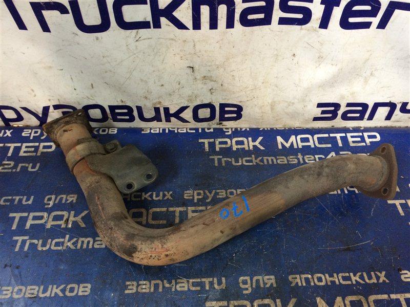 Труба глушителя Toyota Dyna XZU411 S05D 2002