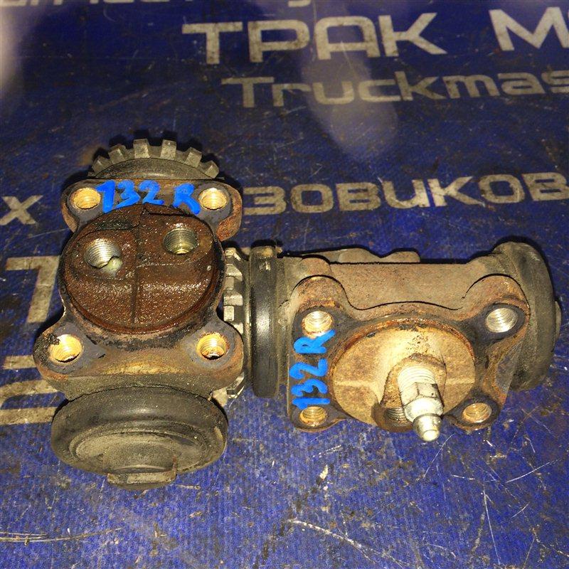 Рабочий тормозной цилиндр Isuzu Elf NKR66E 4HF1 1992 задний правый