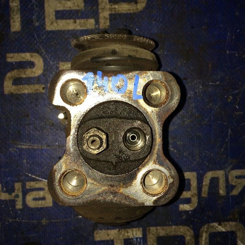 Рабочий тормозной цилиндр Isuzu Elf NPR75L 4HK1 2000 задний левый