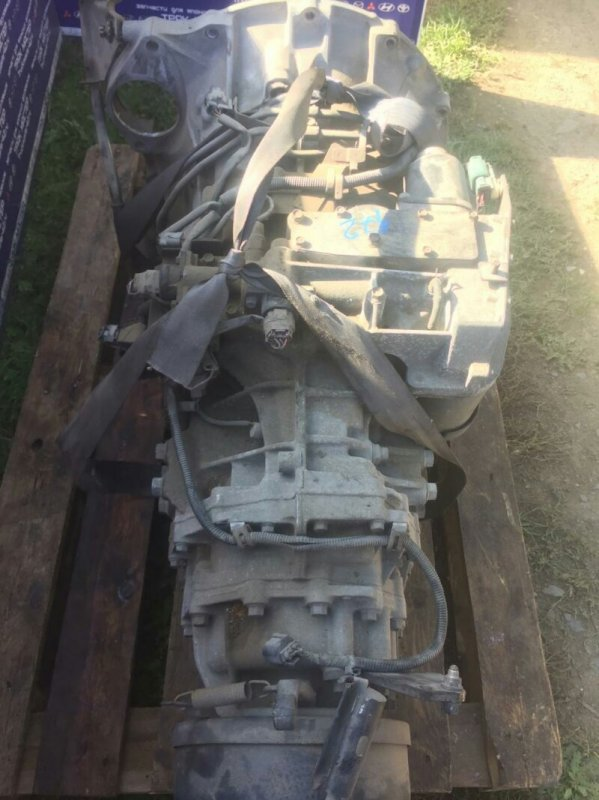Мкпп Isuzu Forward FRR90 4HK1 2011