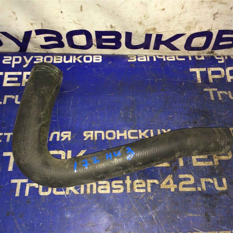 Патрубок Isuzu Forward FRR90 4HK1 2011 нижний