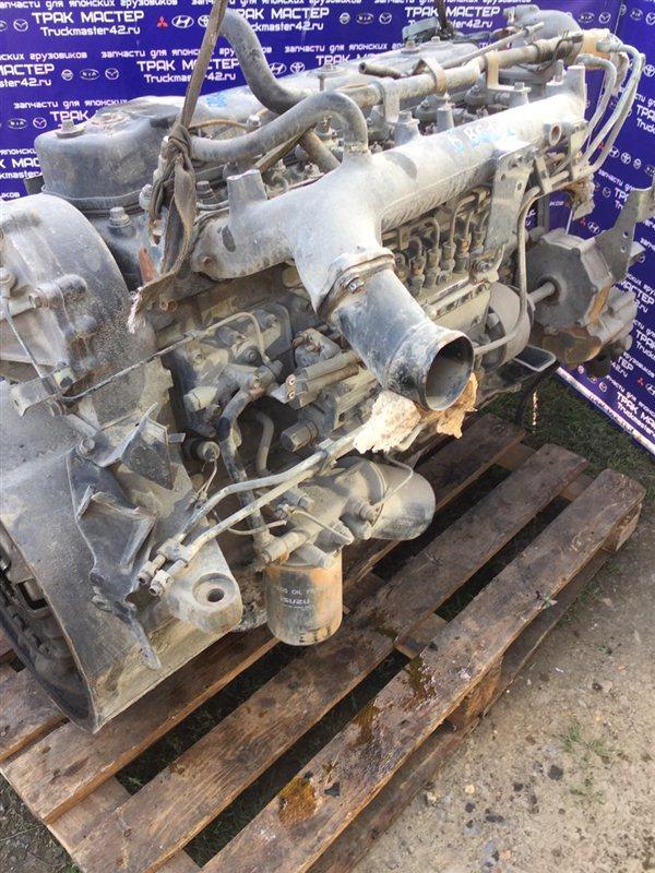 Двигатель Isuzu Forward FRR12 6BG1