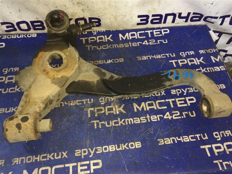 Рычаг подвески Isuzu Elf NPR85 4JJ1 2008 передний левый нижний