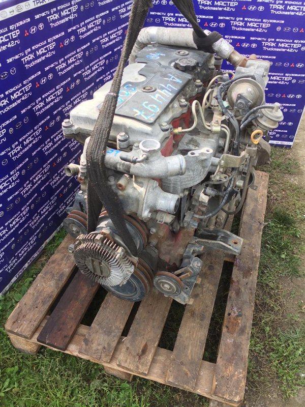Двигатель Toyota Dyna XZU307 S05C 2002
