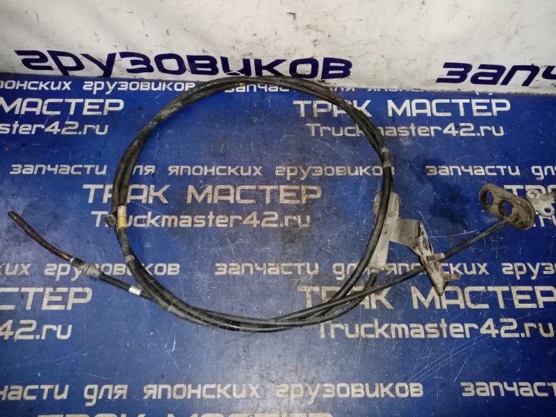 Трос ручника Hino Dutro XZU414 N04C 2004