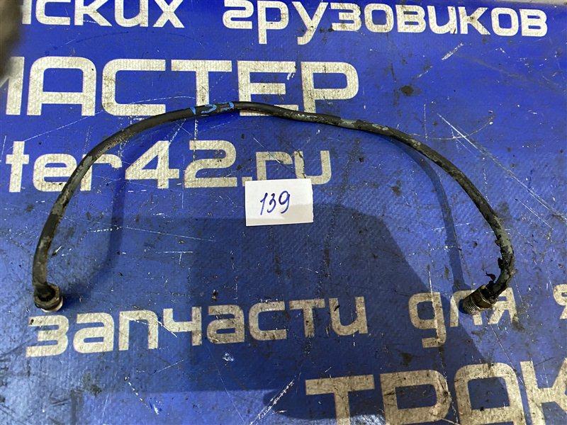 Трубка тормозная Isuzu Elf NPR66L 4HF1 1993 задняя