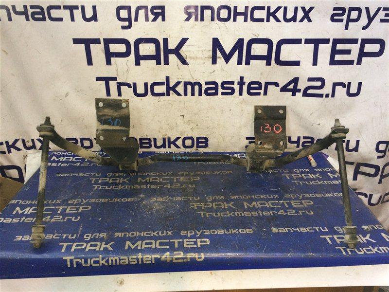 Стабилизатор поперечной устойчивости Isuzu Elf NKR71E 4HG1 2000 задний