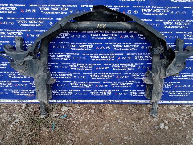 Крепление кабины задние Isuzu Elf NPR81 4HF1 2005