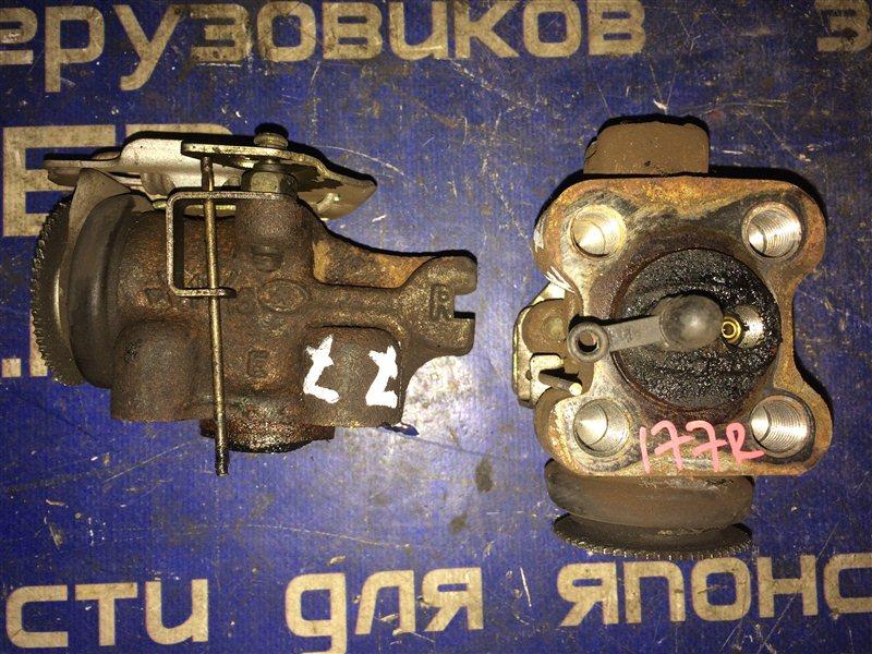 Рабочий тормозной цилиндр Isuzu Elf NPR72GY 4HJ1 2001 задний правый