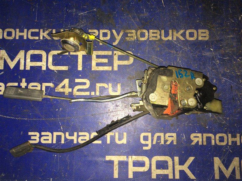 Механизм замка двери Isuzu Elf NKR81L 4HF1 2002 передний правый
