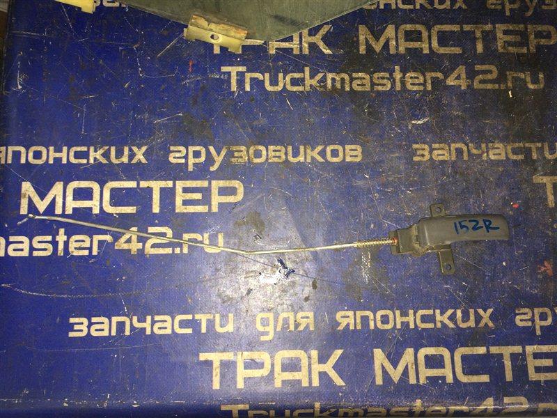 Ручка двери внутренняя Isuzu Elf NKR81L 4HF1 2002 передняя правая