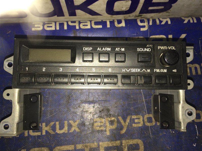 Радио Mitsubishi Fuso FK64FK 6M60 2004