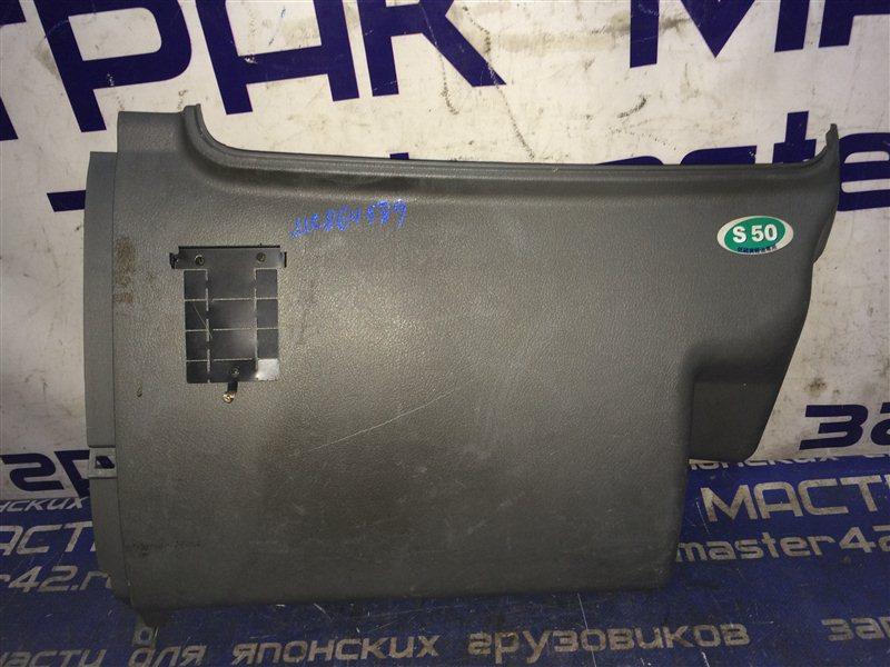 Консоль панели приборов Mitsubishi Fuso FK64FK 6M60 2004