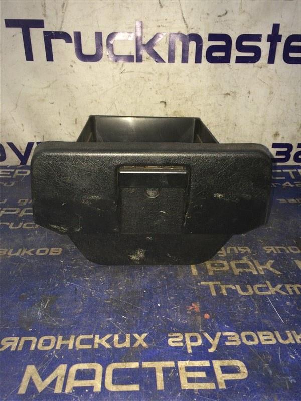 Бардачок под водительское сиденье Mitsubishi Fuso FK64FK 6M60 2004 передний