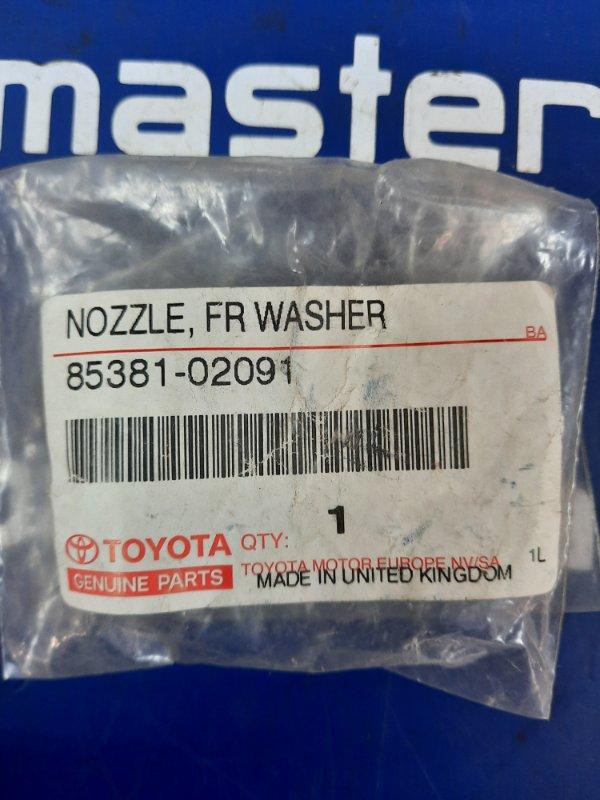 Форсунка омывателя Toyota