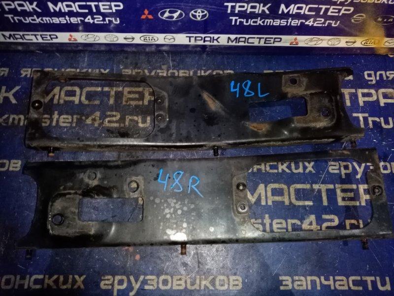 Крепление бампера Mitsubishi Canter FE50EB 4M51 2001