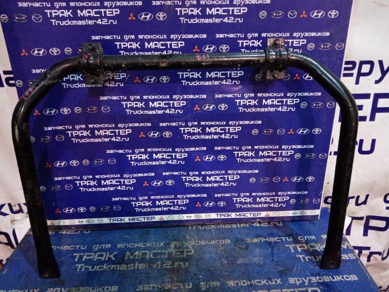 Стабилизатор поперечной устойчивости Isuzu Elf NPR72 4HJ1 2001 передний