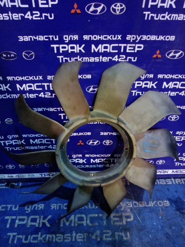 Крыльчатка вентилятора Isuzu Elf NPR72 4HJ1 2001