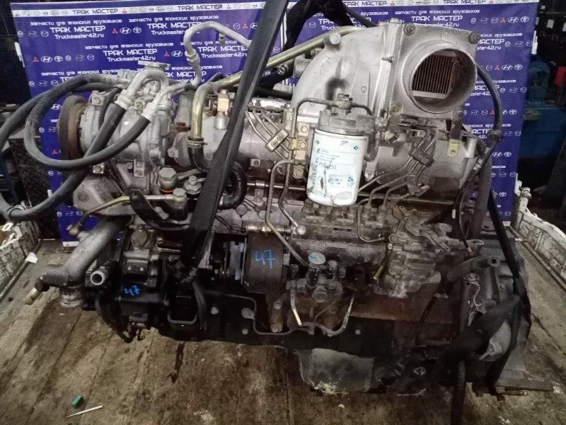 Двигатель Nissan Diesel MK21A FE6 2004