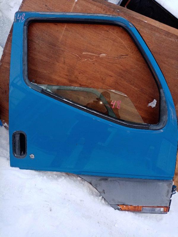 Дверь Mitsubishi Canter FE50EB 4M51 2001 передняя правая