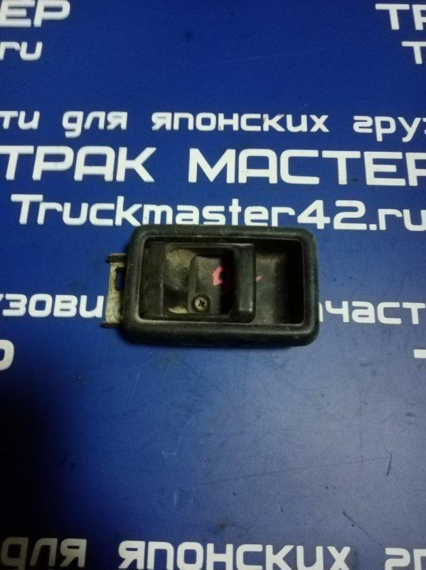Ручка двери внутренняя Nissan Diesel MK211H FE6 1997 левая