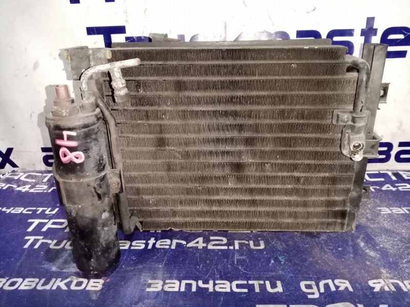 Радиатор кондиционера Mitsubishi Canter FE50EB 4M51 2001