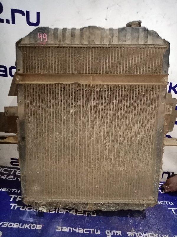 Радиатор охлаждения Isuzu Forward FRR13JB 6SA1 1992
